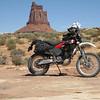 """The White Rim Trail in Moab, Utah.  My bike."" - Terry Gerken of Sterling, Ill."