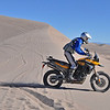 """""""Taken at 'Big Dune' in Nevada during my recent five-day trip to Death Valley in late January, 2011."""" - Ian Schoenleber of Hemet, Calif."""