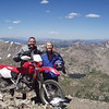 """""""Galen and Carrie Betz at the top of Mt. Lincoln, Colo."""" - Galen Betz of Wisconsin Dells, Wis."""