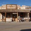 """""""This is a panoramic I took at Randsburg, Calif. This old mining town is a favorite destination of motorcyclists from all the local desert riding areas."""" - Chris Waldheim of Glendale, Calif."""