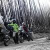 """A recent dual sport ride through Washington state's Cascade mountain range near Lake Chelan."" - Barry Dale of Tacoma, Wash."