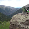 """""""Somewhere on Imogene Pass, between Telluride and Ouray, Colo. August 2010."""" - Monty Walters"""