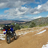 """The eastern side of the Sierra Nevada Mountains near the little town of Bridgeport, Calif.  I love bouncing around on mining roads with my little 200cc Suzuki DR dual sport looking for interesting places to photograph."" - John Mellquist of Napa, Calif."