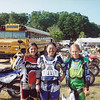 """""""Danielle Dunbar, (right) Girls Roost! Michigan Cycle Conservation Club Kids Camp."""" - Tammy Shire"""