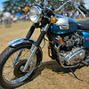 """""""Triumph Trident at the Battle of the Brits Car and Bike show in West Bloomfield, Mich."""" - Steven Hauptman of Detroit."""