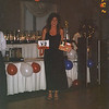 """""""In my 20's at an District 37 Awards banquet.""""  - Denise Shur of San Jose, Calif."""