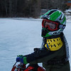 """""""Riding the Ice with power gloves."""" - Stephanie LIndsay."""