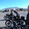 """""""Headed to Patagonia, Ariz. The Brit Iron Rebels AZ stop for gas near the famous Long Horn grill."""" - Jeff Holmes of Gilbert, Ariz."""