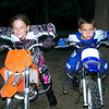 """""""Madeline and Ethan Comeaux, looking tough on their dirt bikes!  Madeline is 8, and Ethan is 6."""" - Reese Comeaux of Carencro, La."""