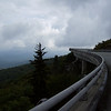 """""""This a picture of the Lynn Cove viaduct taken on the Blue Ridge Parkway while riding."""" -Clint LaPrade of Cleveland, Ga."""