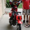 First bike. -  Jeff Johnson of Danville, Calif.