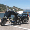 Restored 1958 Cushman Eagle. - Kevin Butts of Fort Collins, Colo.