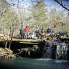 """The first week of December a group of eight riders from the Iowa City Competition Riders Motorcycle Club took a trip to the Mill Creek OHV riding area of the Ozark National Forest in northwest Arkansas. It was a great ride! Special thanks to our two guides not pictured from Arkansas: Scott and Perry."" - Bill Madden"