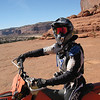 """On a ride into Moab, Utah, it was sometimes as though we were riding on Mars!"" - Brian Cook of Smithtown, N.Y."