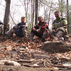 """L to R, Dylan Shannon, Mike Garber, and myself Dan Morton. I took the photo myself in Trevorton, Pa. A company called Reading Anthracite sells riding leases for 6,000 acres of trails there and we are all members."" - Dan Morton of Mechanicsburg, Pa."