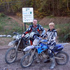 Doug Tice, III with son Doug Tice, IV during annual Hatfield McCoy trail ride.Photo taken at the Dingess Rum Trailhead near Logan, W.Va. - Doug Tice of Richmond, Va.