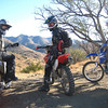Chris Foster, Todd Martin and Jon Steffen in southern Arizona. - Chris Foster of Vail, Ariz.