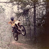 """I was riding my 1982 Suzuki RM 250. I'm now 51 and living in New Jersey and I ride a 1985 Suzuki RM250. I can't wait until I'm 61 maybe by then I will have a 2001 Suzuki RM250! I may have lost my arm but I have'nt lost my desire to ride."" Kevin Fields of Jackson, N.J."