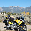 """""""This were taken on a six-week trip last fall from Alexandria, Va., to my mother's house in Taos, N.M., on my 2003 DL1000 Suzuki. Great bike. Great ride."""" - Al Cox of Alexandria, Va."""