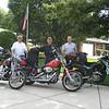 Carl Podlasek,Tom Schonauer and John Podlasek of Crystal Lake, Ill.
