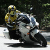 """""""Putting the 'sport' in sport-touring while having fun riding the Dragon. - Sloan Essman of Houston"""