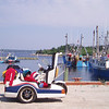 """""""My wife and I stopped in many small towns and harbors on our trip to Nova Scotia in July of 2008. We even brought a laptop and lawnchairs on our BMW K100rt/EML rig!"""" - Robert Bendix of Brookline, N.H."""