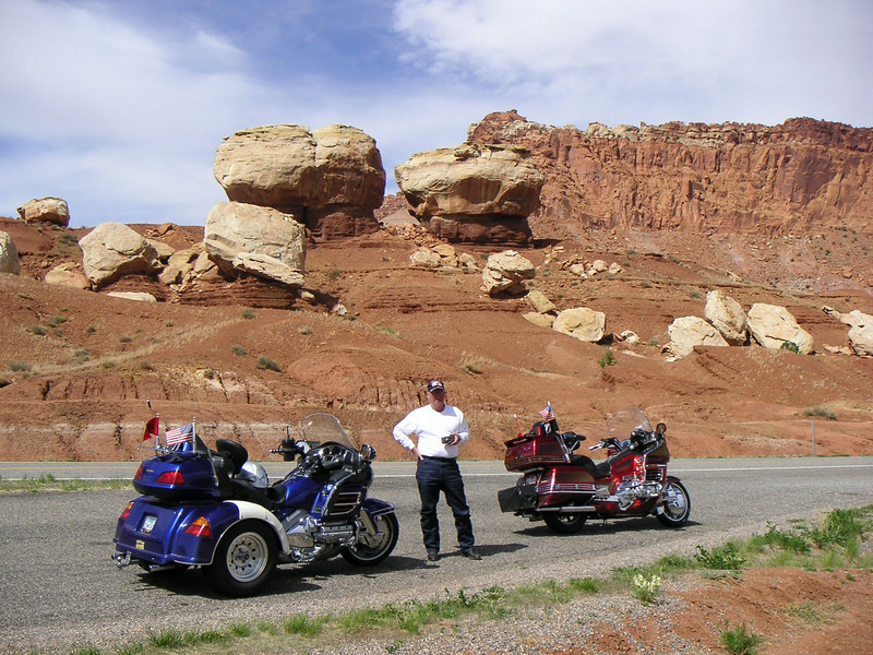 Southern Utah Highway 12. - Joe Spencer, Woodland, Calif.