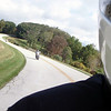 From a recent ride in Virginia on the very bike-popular Blue Ridge Parkway. - Steve Ruth of Holly, Mich.