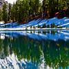 Sisters Mirror Lake