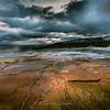 Yellowstone Pools  ~  gWaddell Photography