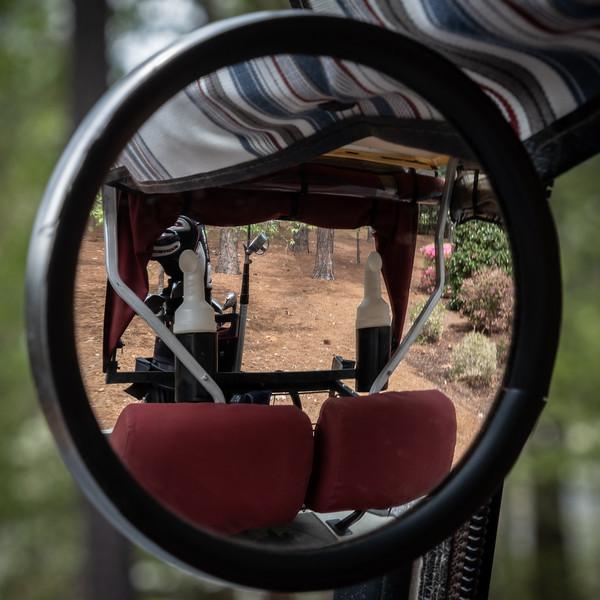 Marilyn Owen_Golf Cart