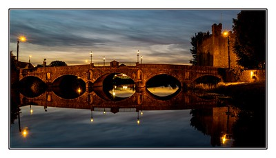 Athy at Night
