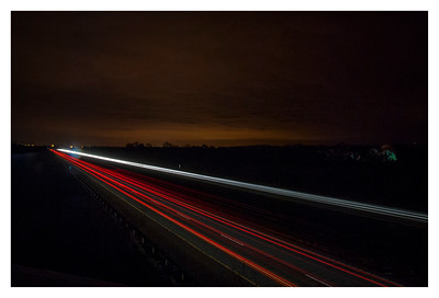 The M9 at Night