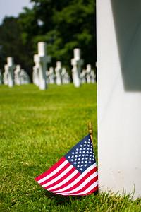 Fallen Heroes, American Cemetery Omaha Beach
