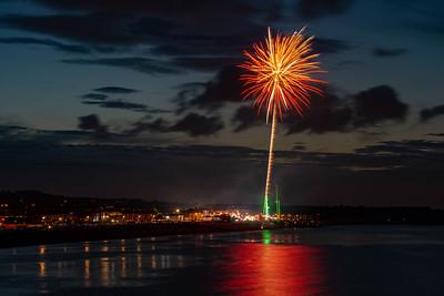 Bray Fireworks