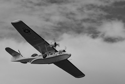 Catalina Flying Boat, Bray Air Display 2018