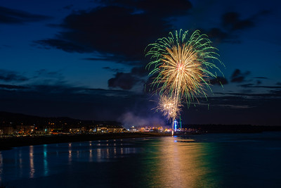 Bray Fireworks Finale
