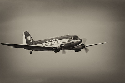 Shamrock 1940 DC3, Bray Air Display 2018