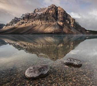 Bow Lake, Canada