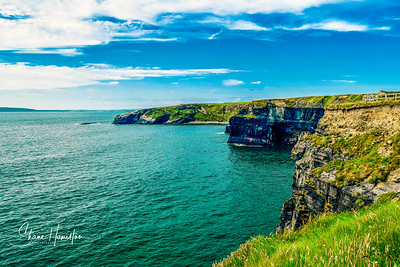 Ballybunion Cliff