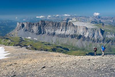 Mont Buet 3096 m