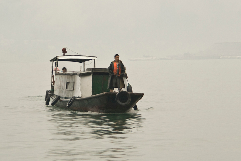 Chinese Boatman