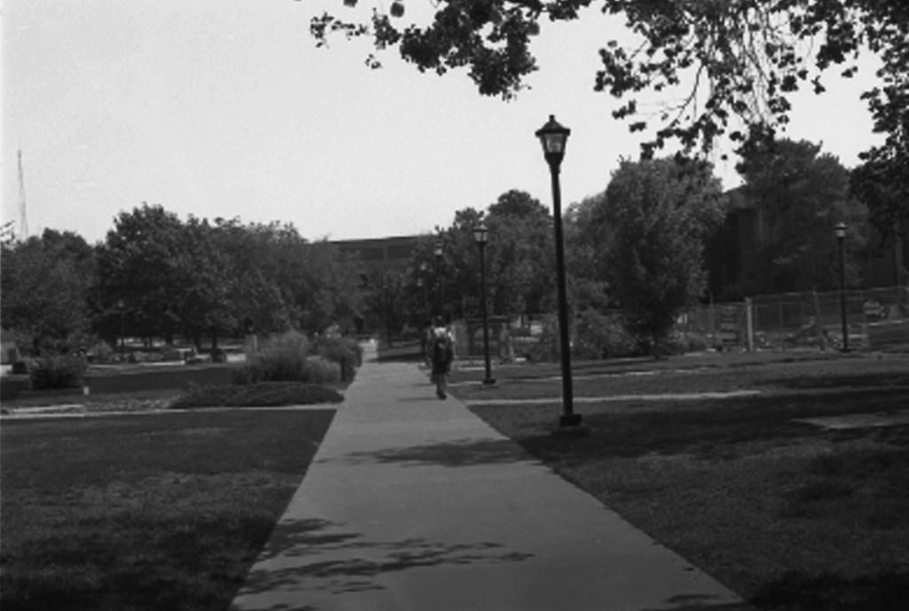 Campus Walkways