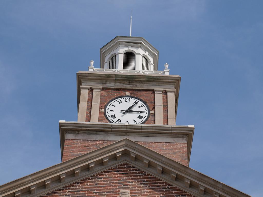 Morrison Hall Clock Tower