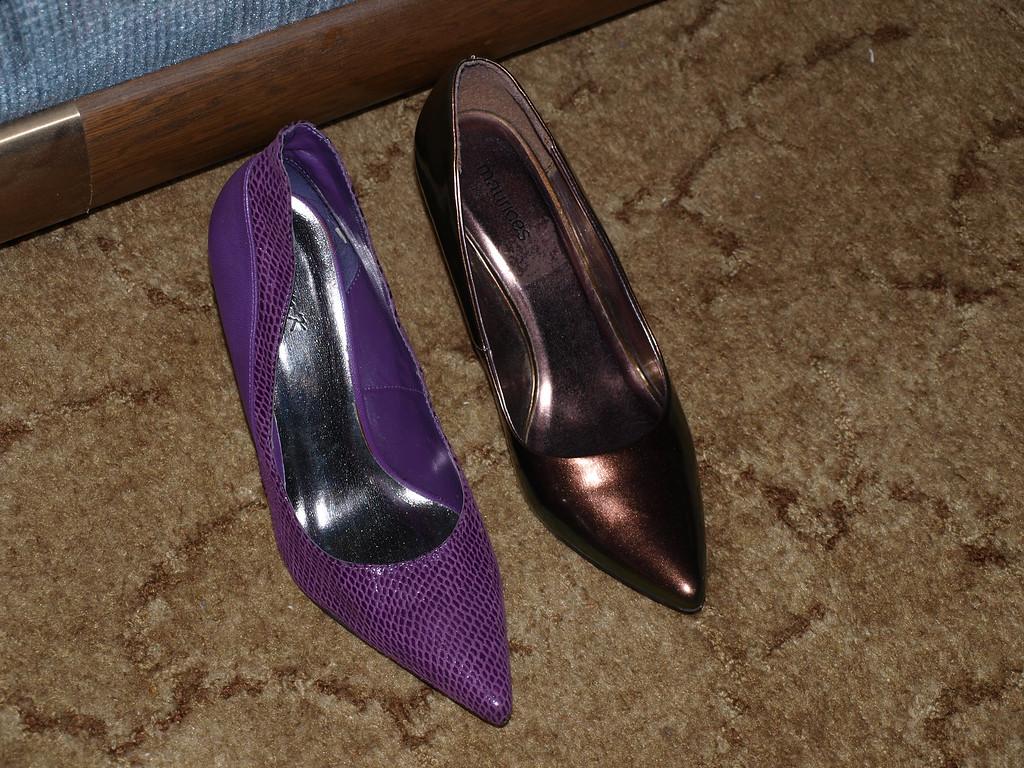 Mixed High Heels on the Floor!!!