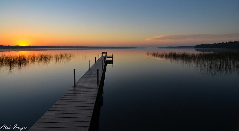 Lake Country Sunrise