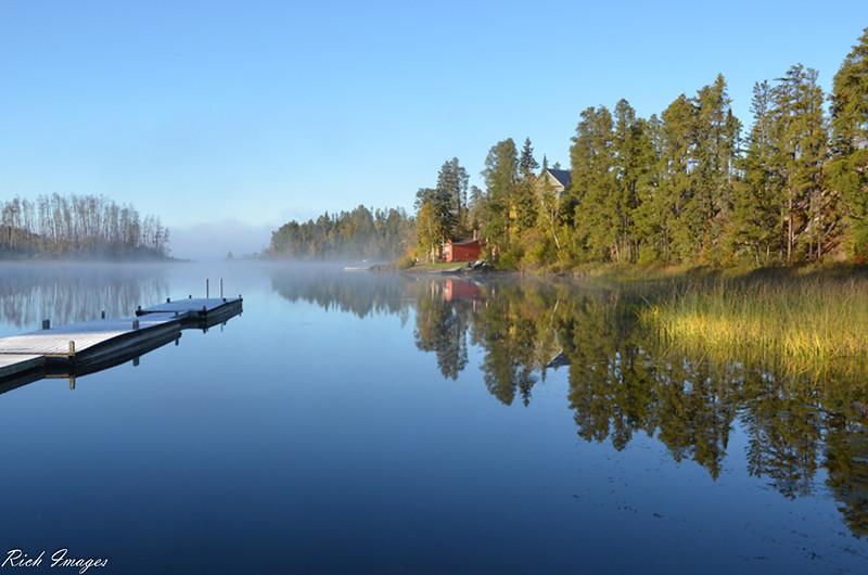 Seagull Lake Morning