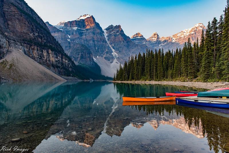Canoe Morning