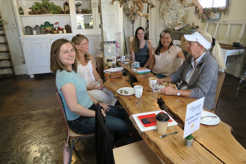 September 2018 Coffee Chat
