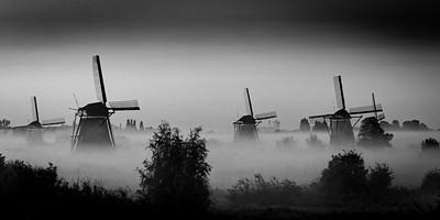 Mills & Mist